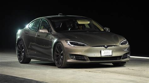 New 670-mile Tesla Range Record Set