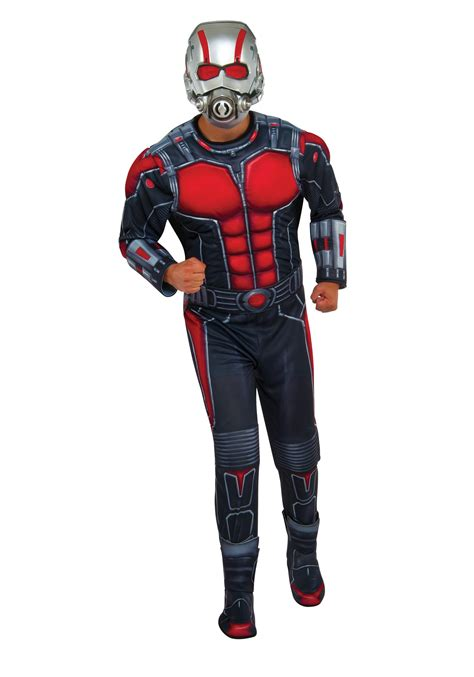 Adult Deluxe Ant Man Costume