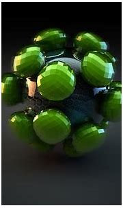abstract, Atomic, 3d Wallpapers HD / Desktop and Mobile ...