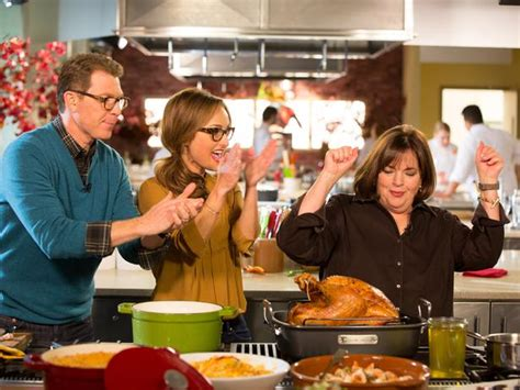 web tv cuisine thanksgiving live the fn dish food