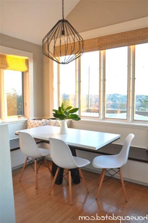 light  kitchen sink window corner plans breakfast nook