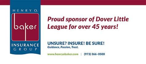 Choose from thousands of templates to create a stunning website in minutes. Teams & Sponsors | Dover Area LL