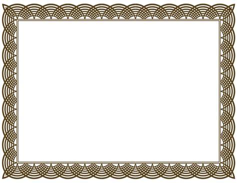 certificate border template 12 editable border certificates blank certificates