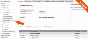 O2 Dsl Rechnung Einsehen : mobilfunk und festnetz rechnung vodafone ~ Themetempest.com Abrechnung