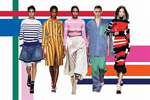 Spring 2017 Trend Report: How to Wear Stripes