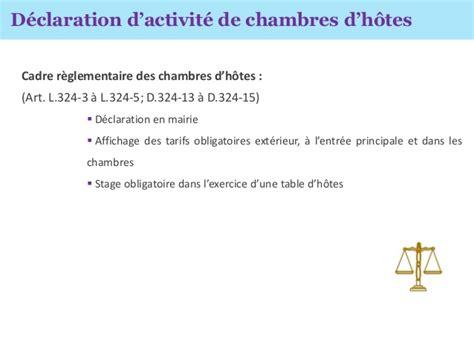 chambre d hote reglementation le b a ba de la réglementation de ses chambres d hôtes et