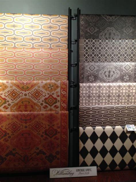 Spicher and Company Vintage Vinyl Floorcloths   Floors