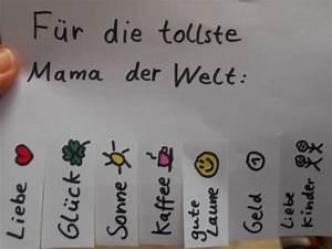 Vatertag Basteln Grundschule : 25 best ideas about muttertagsideen auf pinterest mutter geschenke ~ Frokenaadalensverden.com Haus und Dekorationen