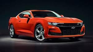 2019 Chevrolet Camaro Range Is Revealed