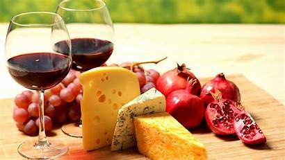 Wine Glass Cheese Grapes Wallpapers Pomegranate Definition