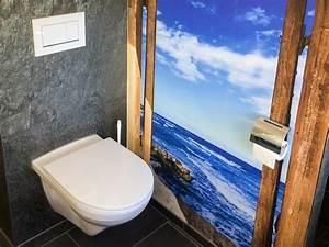 Badezimmer Tapete Wasserabweisend : badezimmer tapete forrerbau ag ~ Frokenaadalensverden.com Haus und Dekorationen
