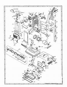Sharp Upright Vacuum Cleaner Parts