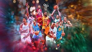 2016 2017 NBA Season Wallpaper By SkdWorld On DeviantArt