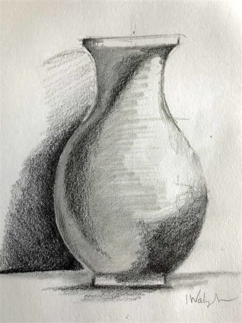 draw  vase  life basics improve drawing