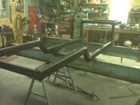 Rat Rod Frame Build