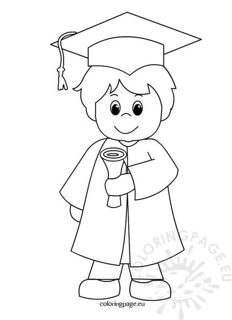 cap  gown drawing  getdrawings