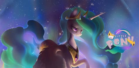 My Pony Anime Wallpaper - live wallpaper my pony princess celestia free