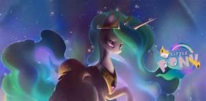 Live Wallpaper : My Little Pony – Princess Celestia – FREE ...