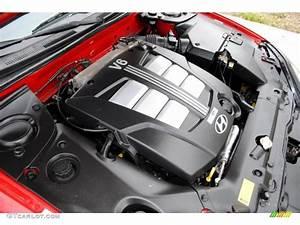 2003 Hyundai Tiburon Gt V6 2 7 Liter Dohc 24