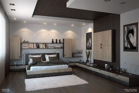 Bedroom. Light Up The Bedroom With Artistic Lighting Setup