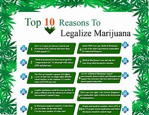 why marijuanas should be legal for medical reasons essay