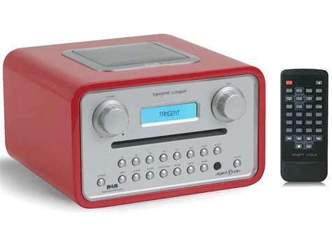 desk radio cd player new tabletop radio cd player from tangent techradar