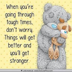 Cute Share Pict... Cute Bear Quotes