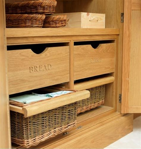 Bread Pantry Bread Storage Organization Bread Storage Kitchen