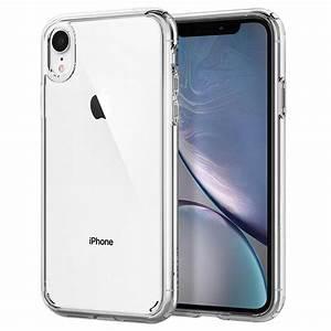 spigen ultra hybrid iphone xr hülle durchsichtig