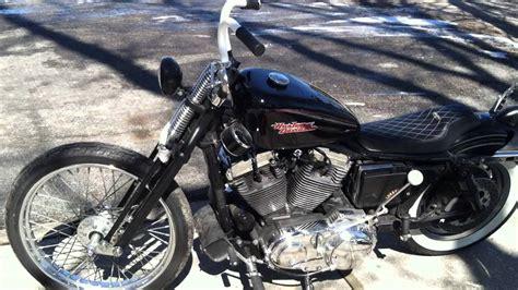 The Gallery For --> Harley 1200 Sportster Bobber