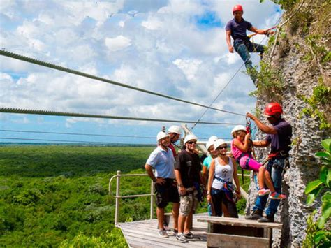 zipline punta cana adventure azul hoyo dominican republic things park scape romana tours tripadvisor activities attractions