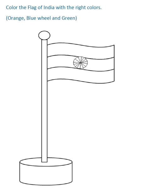 image result  national flag  india drawing flag