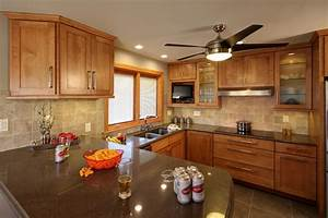 Ranch home kitchen remodel contemporary kitchen st for Ranch home kitchen design