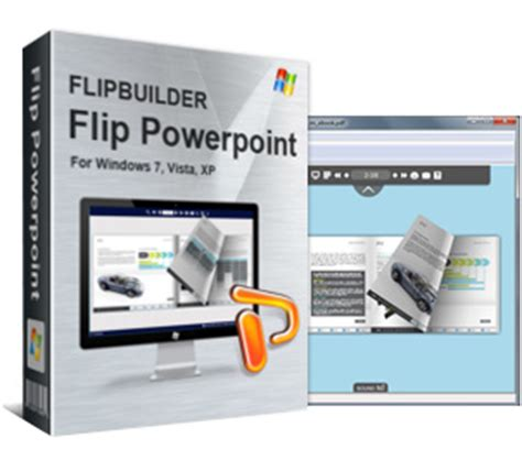 flip powerpoint  templates   build page