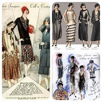 Chanel Coco 1920s Moda Femenina Icono Disenos