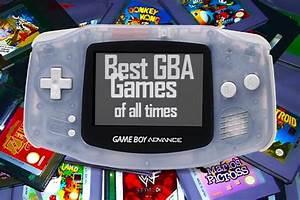 Best GBA Games 20 Best GameBoy Advance Games 2018
