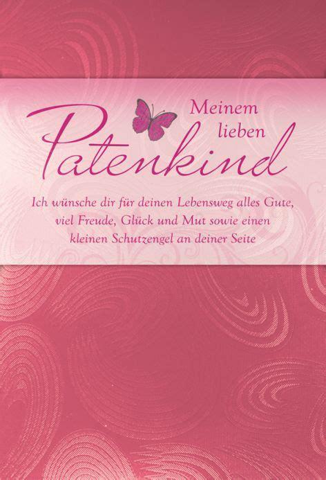 karte taufe text patenkind metallic rose ebay texte