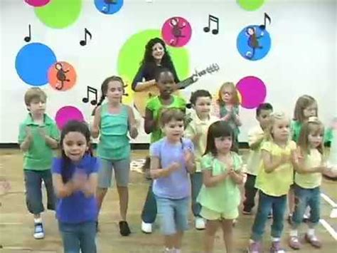 """All children benefit developmentally from early exposure to music and movement. Music and Movement Songs for Children: """"Jump High"""" by ..."""
