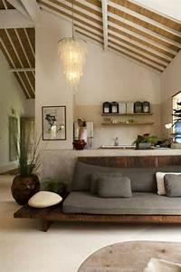 Deco Pour Salon : 40 id es en photos comment incorporer l 39 ambiance zen ~ Premium-room.com Idées de Décoration