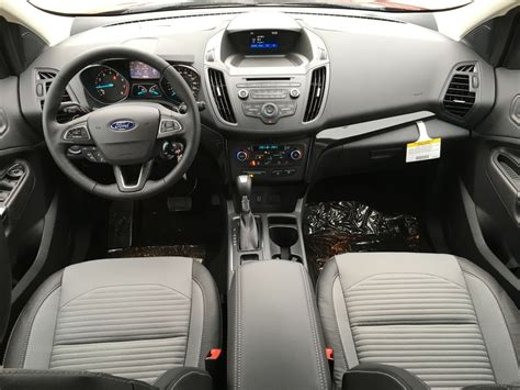 ford escape interior new 2018 ford escape 4 door sport utility in edmonton ab