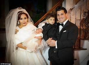 snooki family pictures snooki and jionni share a look at their wedding photo