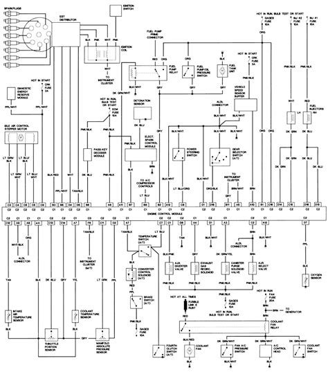 chevy 350 engine wiring diagram wiring diagram and