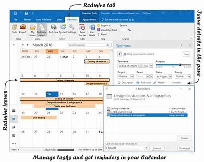 Redmine Addin Software Screenshots