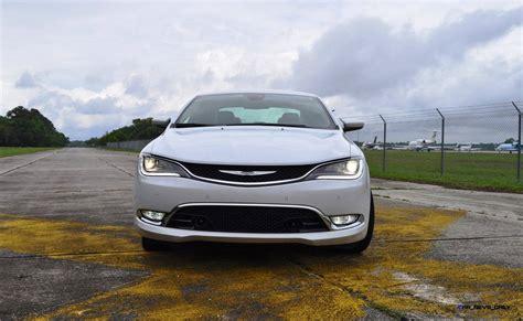 2015 Chrysler 200c V6 Review