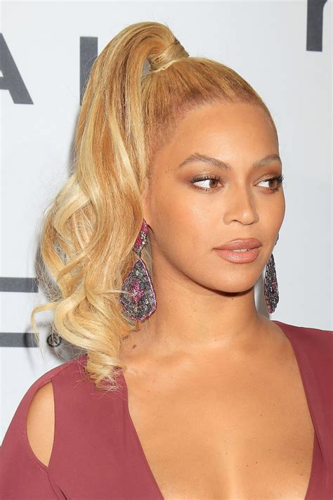 BEYONCE at Tidal X 1020 Amplified by HTC in Brooklyn 10/20 ...