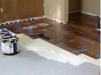 hardwood flooring over concrete Installing Hardwood Flooring Over Concrete | how-tos | DIY