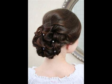 wedding hairstyles video tutorial youtube