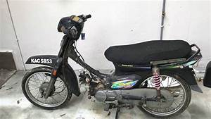 Restore Honda Ex5 Part1