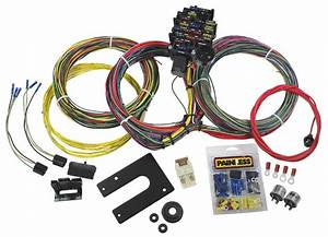 1966 Chevy Chevelle Wiring Harness