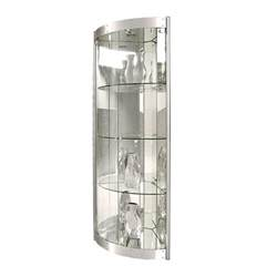 Ikea Detolf Glass Display Cabinets by Glass Corner Curio Display Cabinet Roselawnlutheran